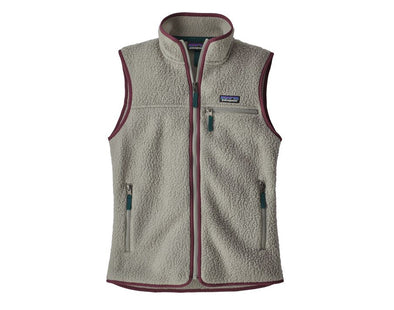 Patagonia Women's Retro Pile Vest - Idaho Mountain Touring