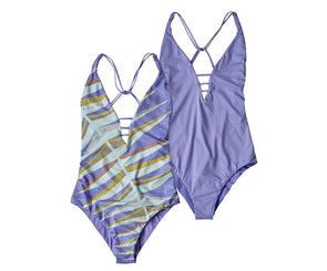 Patagonia Women's Reversible Extended Break One-Piece Swimsuit - Idaho Mountain Touring