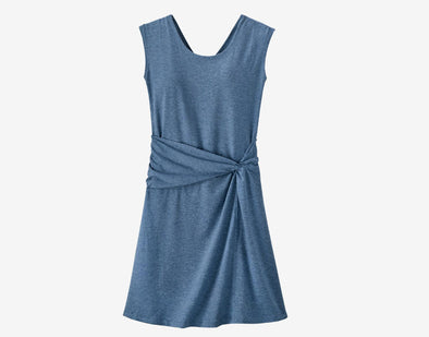 Patagonia Women's Seabrook Twist Dress - Idaho Mountain Touring
