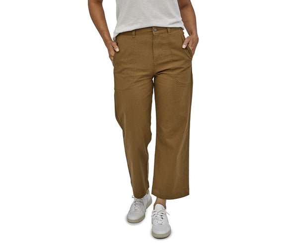 Women's Stand Up Cropped Pants - Idaho Mountain Touring