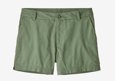 "Patagonia Women's Stretch-Wear Shorts - 4"" Inseam - Idaho Mountain Touring"