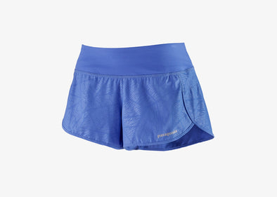 "Women's Strider Running Shorts - 3.5"" - Idaho Mountain Touring"
