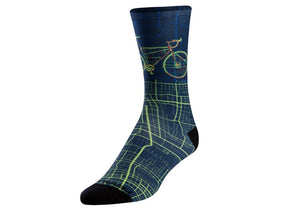 Pearl Izumi Men's P.R.O. Tall Sock - Idaho Mountain Touring