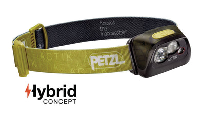 Petzl Actik Headlamp - Idaho Mountain Touring