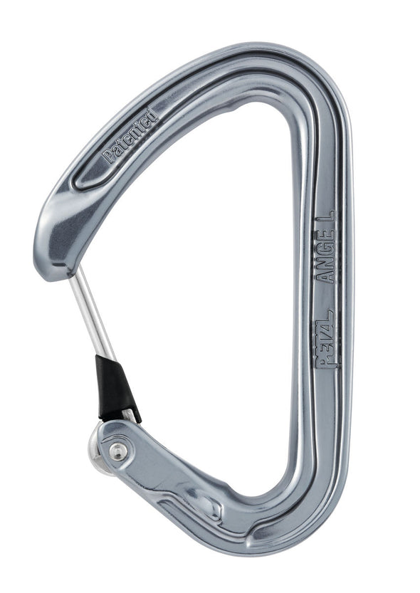 Ange L Wiregate Carabiner - Idaho Mountain Touring