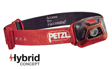 Petzl Tikka Compact Headlamp - Idaho Mountain Touring