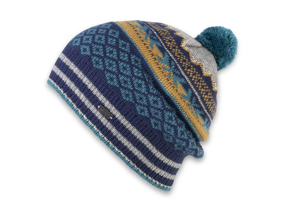 Women's Stargazer Slouchy Beanie - Idaho Mountain Touring