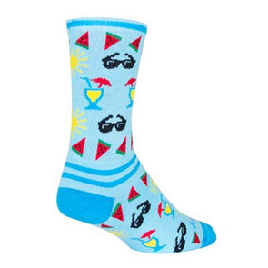 SockGuy Poolside Socks - Idaho Mountain Touring