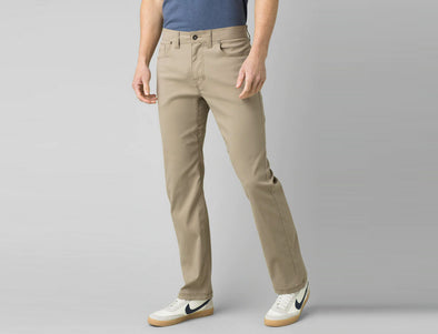 "Prana Men's Brion Pant - 32"" Inseam - Idaho Mountain Touring"