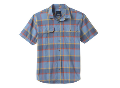Men's Cayman Plaid Short Sleeve Shirt
