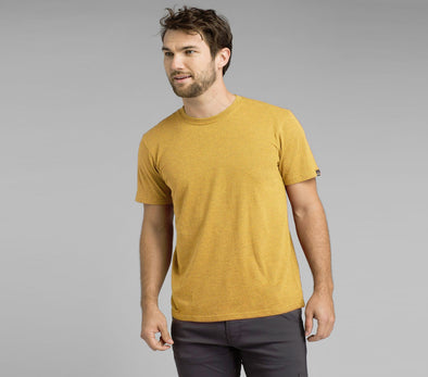 Prana Men's Crew T-Shirt - Idaho Mountain Touring