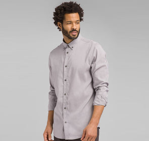 Prana Men's Granger Long Sleeve Shirt - Idaho Mountain Touring