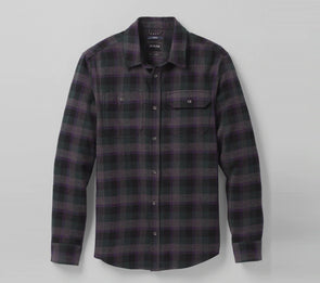 Men's Hatcher Flannel - Slim Fit - Idaho Mountain Touring