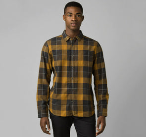 Men's Los Feliz Flannel - Slim Fit - Idaho Mountain Touring