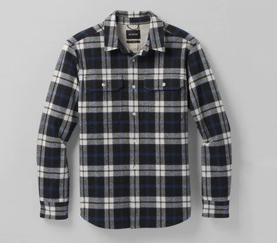 Men's Wedgemont Flannel - Slim Fit - Idaho Mountain Touring