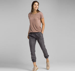 Prana Women's Cozy Up T-Shirt - Idaho Mountain Touring