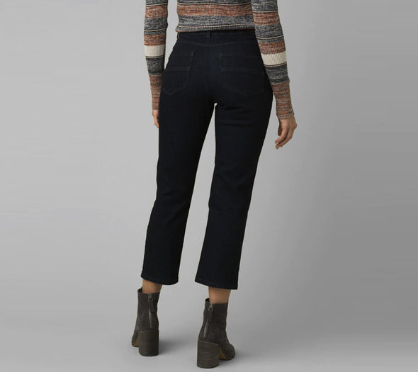 Prana Women's Gram Crop Jean - Idaho Mountain Touring