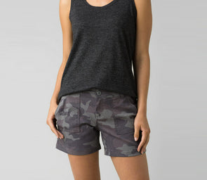 "Prana Women's Olivia Short - 5"" Inseam - Idaho Mountain Touring"