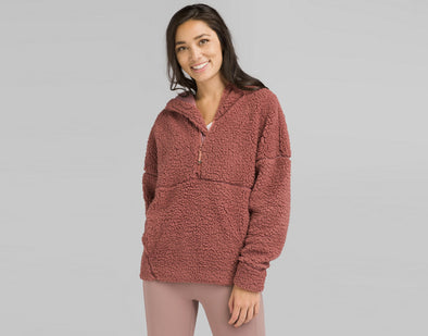 Women's Permafrost Half Zip Fleece Jacket