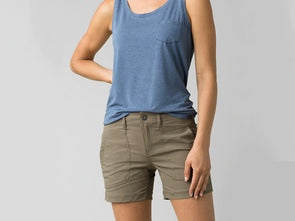 "Prana Women's Revenna Short - 5"" Inseam - Idaho Mountain Touring"