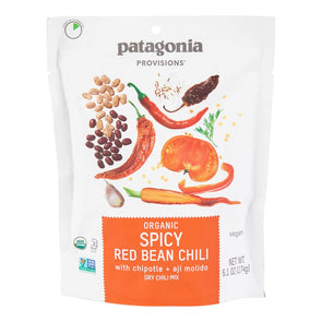 Patagonia Provisions Organic Spicy Red Bean Chili - Idaho Mountain Touring