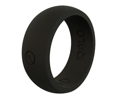QALO Men's Classic Silicone Ring - Idaho Mountain Touring