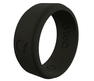 QALO Men's Step Edge Silicone Ring - Idaho Mountain Touring