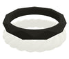 QALO Women's Stackable Collection Silicone Rings - Idaho Mountain Touring