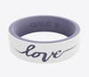 Women's Strata Love Silicone Ring - Idaho Mountain Touring