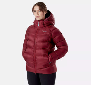 RAB Women's Axion Pro Water-Repellant Down Jacket - Idaho Mountain Touring