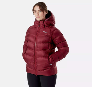 Women's Axion Pro Water-Repellant Down Jacket
