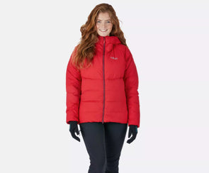 RAB Women's Infinity GORE-TEX Light Down Jacket - Idaho Mountain Touring
