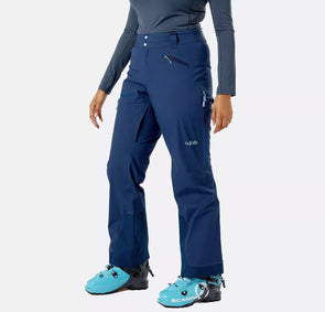 RAB Women's Khroma Kinetic Waterproof Pant - Idaho Mountain Touring