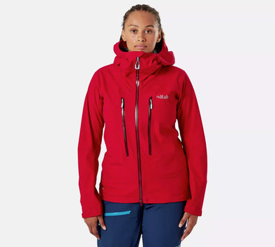 RAB Women's Khroma Kinetic Jacket - Idaho Mountain Touring