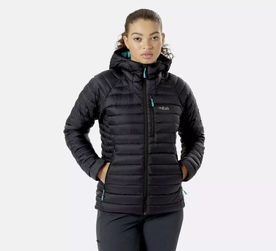 RAB Women's Microlight Alpine Down Jacket - Idaho Mountain Touring
