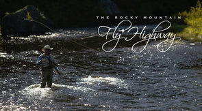 Wide Eye Productions The Rocky Mountain Fly Highway - Idaho Mountain Touring