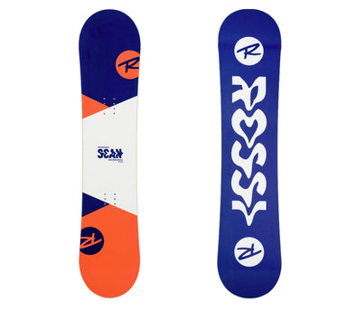 Kid's Scan Smalls Freeride Snowboard