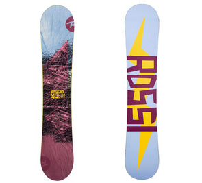 Women's Freestyle Myth Snowboard