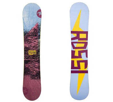 Rossignol Women's Freestyle Myth Snowboard - Idaho Mountain Touring