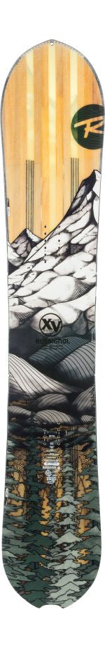 Rossignol Men's XV Snowboard - Idaho Mountain Touring