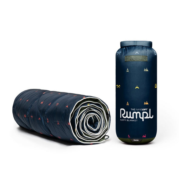Rumpl Nanoloft Puffy Blanket - Idaho Mountain Touring