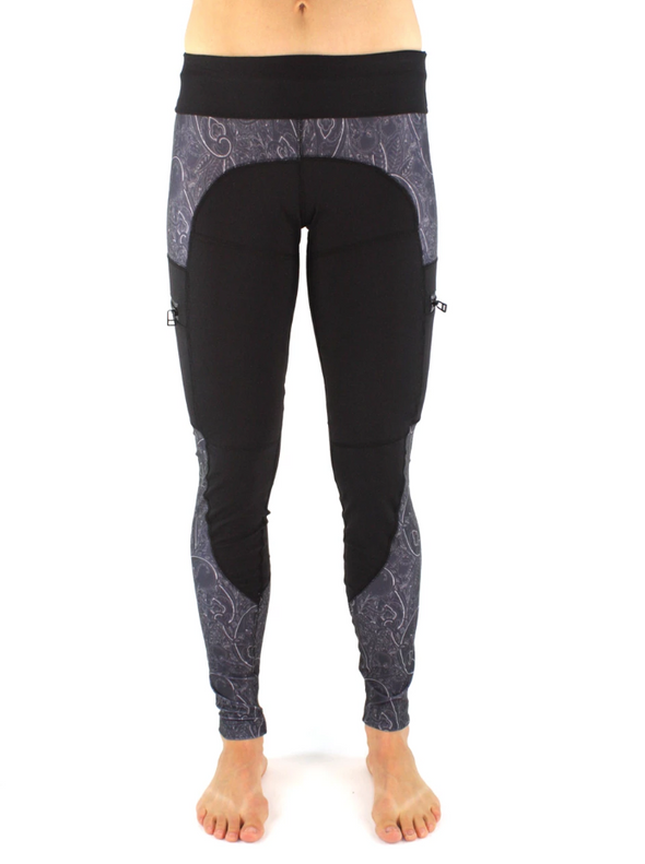 Women's Flurry Tights - Idaho Mountain Touring