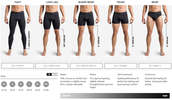 Saxx Men's Volt Boxer Brief - Idaho Mountain Touring