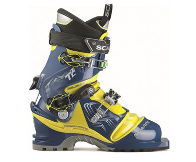 Scarpa Men's T2 ECO Telemark Boot - Idaho Mountain Touring