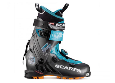 Scarpa Men's F1 Alpine Touring Boot - Idaho Mountain Touring