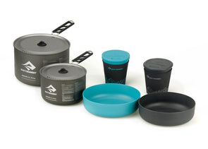 Alpha 2 Pot Cook Set 2.2 - Idaho Mountain Touring