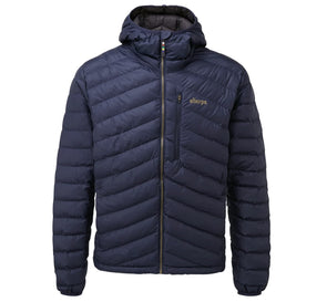 Men's Annapurna Featherless Down Hooded Jacket