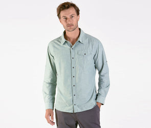 Men's Lokta Long Sleeve Shirt