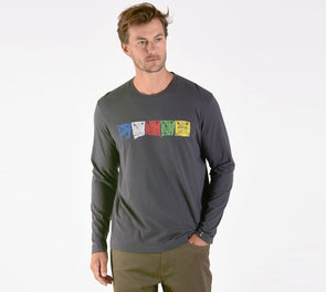 Men's Long Sleeve Tarcho Tee