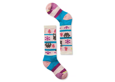 Smartwool Kid's Wintersport Owl Socks - Idaho Mountain Touring